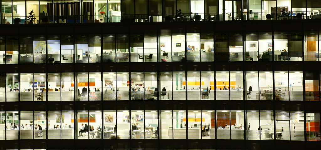 Redeeming Open Offices  Control Solutions